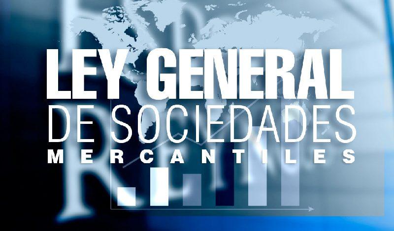 Resultado de imagen para ley general de sociedades mercantiles